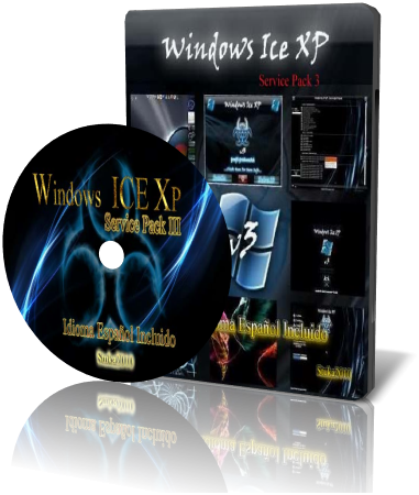 Windows Ice XP V6 Advanced Fully Version 3 SP3 + MUI Espa�ol