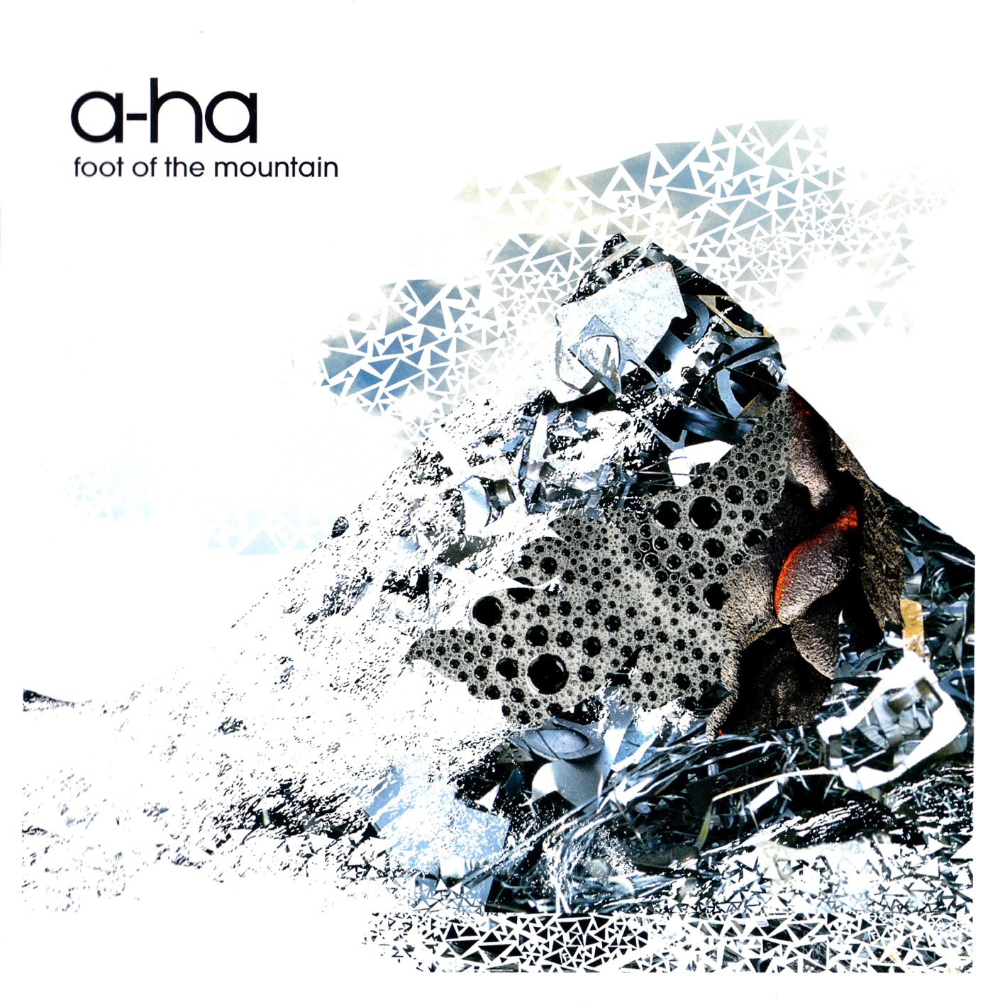 Album 'a-ha - Foot Of The Mountain'