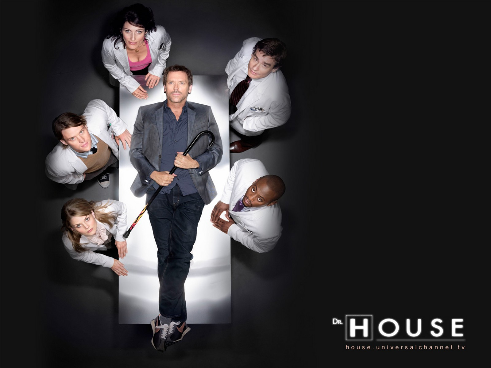 Wallpapers de dr house full hd taringa for Full hd house image