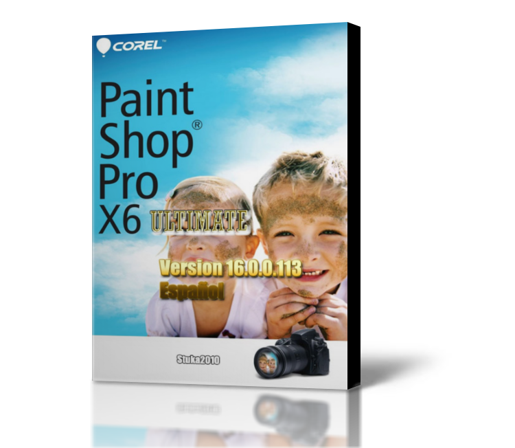 corel paintshop pro x6 ultimate v16 0. Black Bedroom Furniture Sets. Home Design Ideas