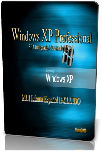 Windows XP Professional SP3 Integrado Noviembre 2011 + MUI Espa�ol